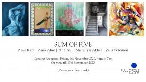 sum of five