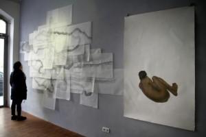 Ali kazim's Installation