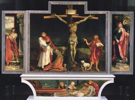 Matthias Grunewald, Isenheim Alterpiece, 1515