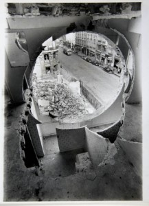 Conical Intersect.Gordon Matta Clark