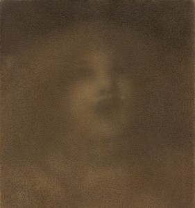 Matthijs Maris, Head of a Woman, 189498-1906. Museum Boijmans Van Beuningen