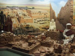Display at Lok Vira (I)