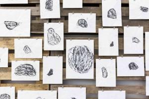 "DEU, Hamburg, Rayyane Tabet ""Bruchstücke/Fragments"" - Ausstellung im Kunstverein Hamburg, 2017, Copyright photo: Fred Dott, contact: www.freddott.de"