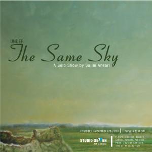 Under the same sky-insta