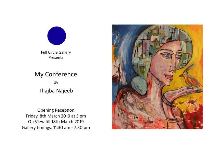 My Conference by Thajba Najeeb | artnow